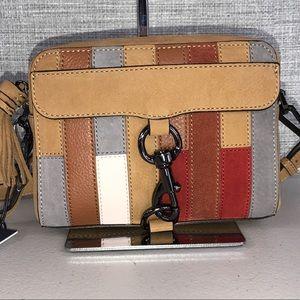 🎉HP🎉NWT Rebecca Minkoff Patchwork Bag